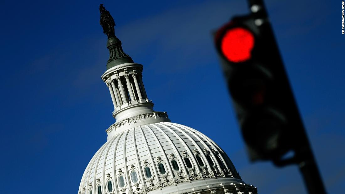 Trust in the government is extremely low. The shutdown probably won't help.