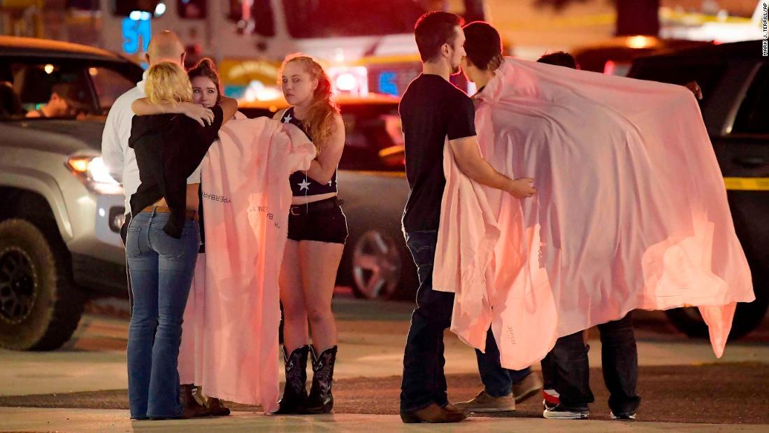Gunman who killed 12 at California bar identified as Ian David Long