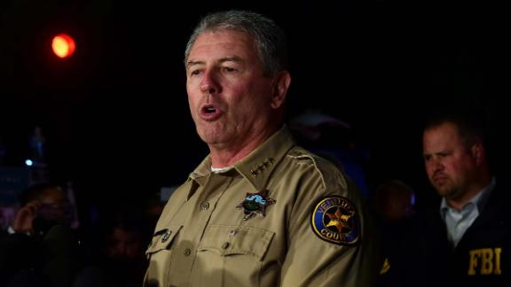 Ventura County, California, Sheriff Geoff Dean is to retire at the end of week.