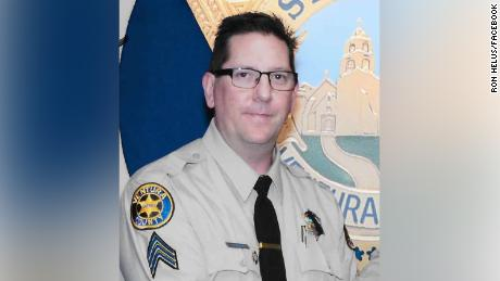Slain sheriff's Sgt. Ron Helus was planning to retire next year.