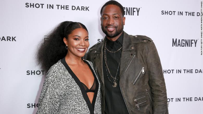 Gabrielle Union and Dwyane Wade have welcomed a daughter