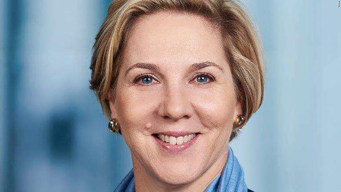Robyn Denholm is replacing Elon Musk as head of Tesla's board
