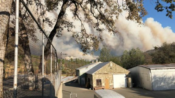 The Camp Fire has forced the Butte County Office of Education to evacuate all 11 schools in Paradise, CA, according to Superintendent Tim Taylor. Taylor said the 11 schools consist of 3,300 students and faculty. They are moving students down to an evacuation center in Chico, CA. They are taking them down the ridge on busses and in the staff