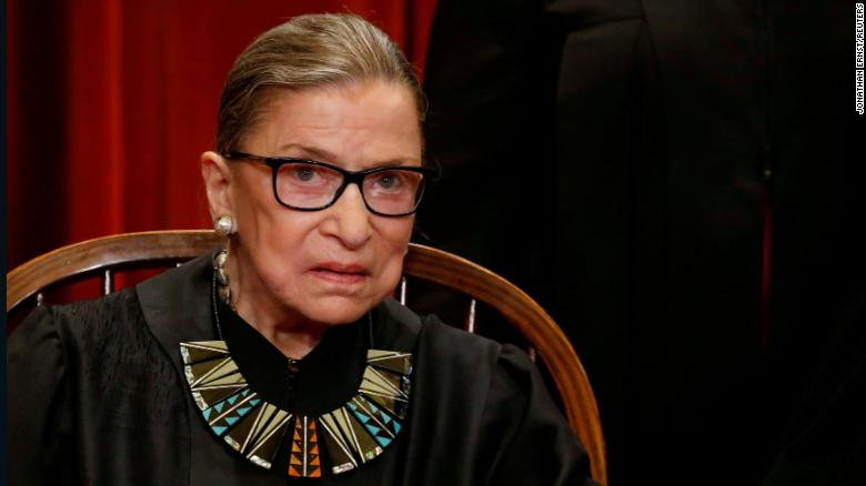 223f572072 Ruth Bader Ginsburg s absence creates uncertainty about Supreme ...