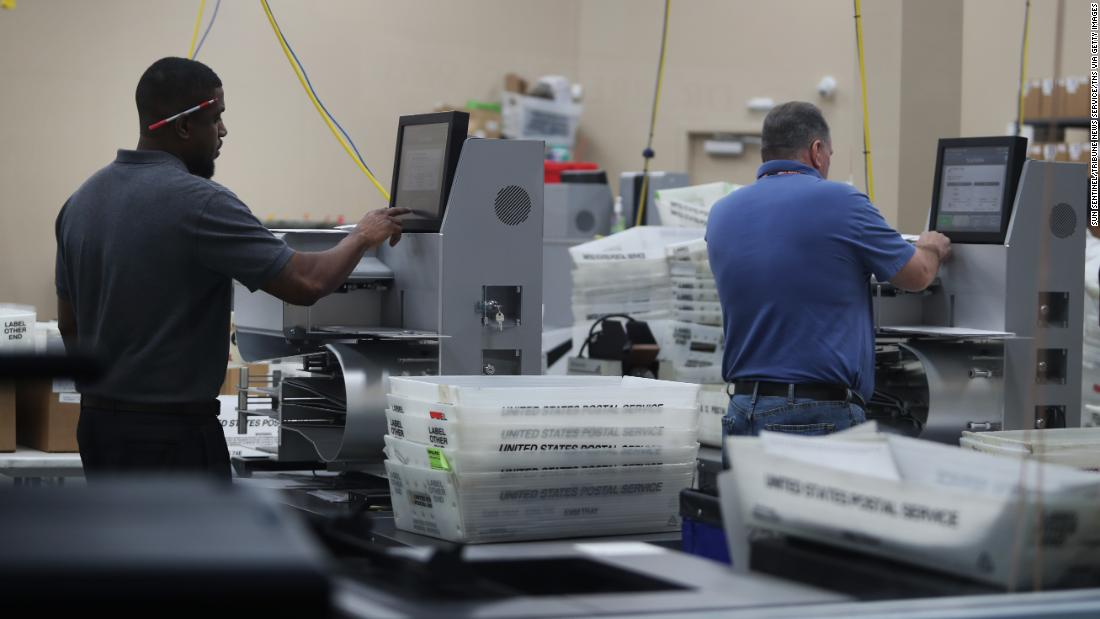 Broward and Palm Beach counties are at the center of a brewing Florida recount. Again. thumbnail