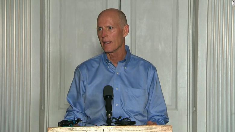 Rick Scott warns of rampant fraud in Florida