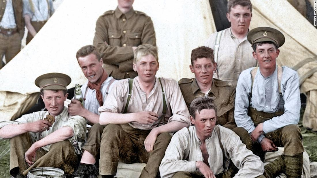 Peter Jackson's new documentary restores World War I footage like never before