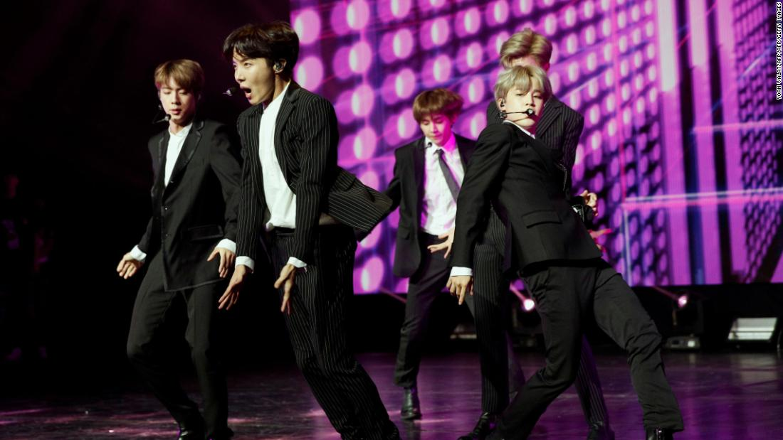 Jewish group say K-Pop band BTS should apologize over Nazi-style hats