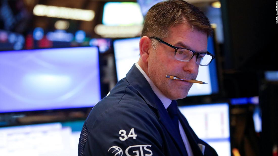 Dow dives, weighed down by tech stocks - CNN Video