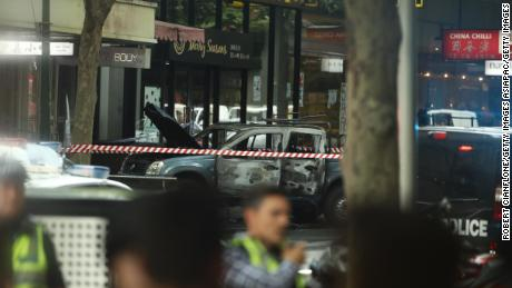 Melbourne attack: Suspect was inspired by ISIS but had no direct contact, police say