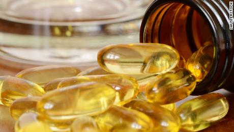 Vitamin D, omega-3 supplements do not prevent cancer or heart disease, study says