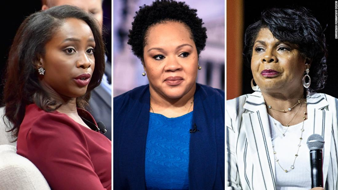 Trump's insults of black Americans are disgusting and dangerous