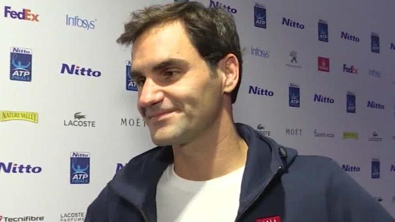 Federer hoping to claim his 100th career title