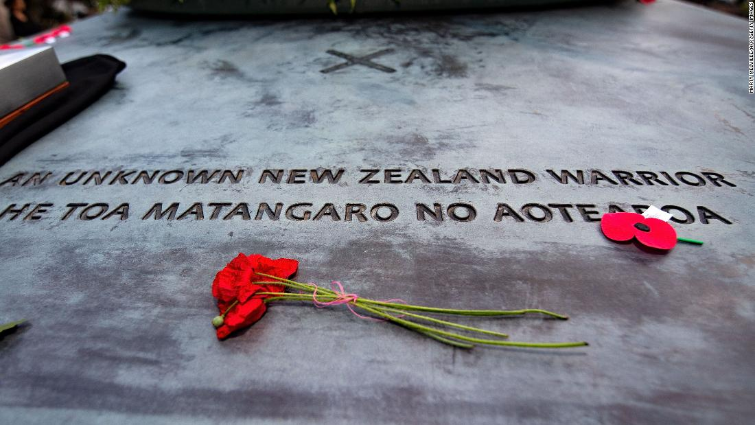 Ceremonies mark 100 years since end of WWI