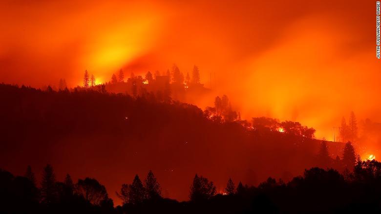 California Camp Fire sets grim new records