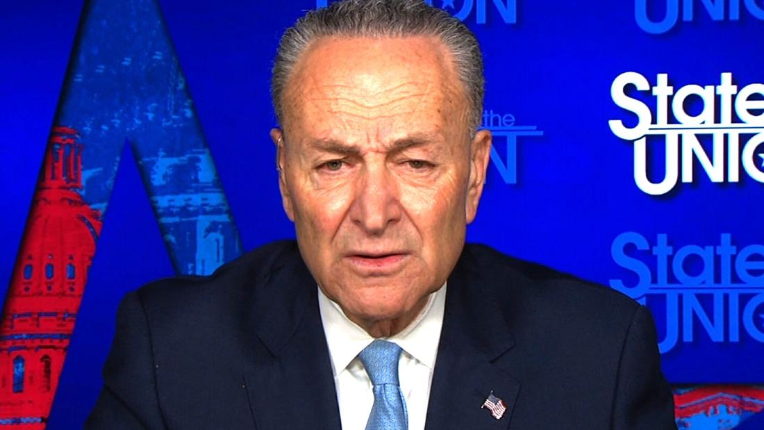 Schumer: Democrats could tie Mueller protection measure to must-pass legislation