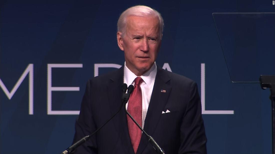 Joe Biden says he will decide his 2020 plans 'soon'