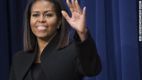 Michelle Obama: 'Barack and I are going to support whoever wins the primary'