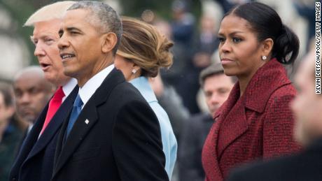 Obama marital issues