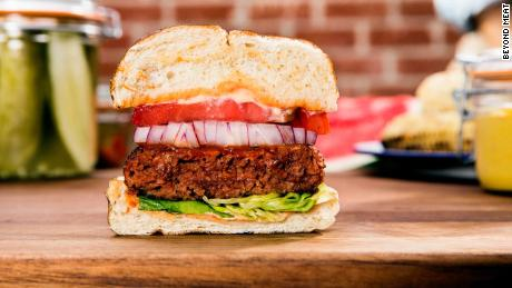They might be better for the planet, but are plant-based burgers good for you?