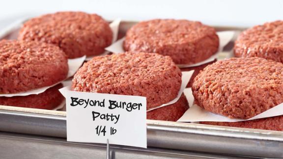 Beyond Burger Raw Patties