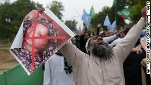 Asia Bibi, the Christian Pakistani woman acquitted of blasphemy, seeks asylum in the Netherlands, lawyer says