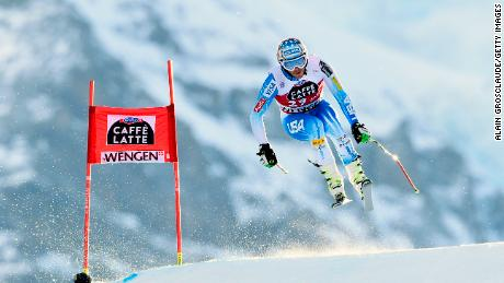 Bode Miller won two World Cup overall titles in 2005 and 2008.
