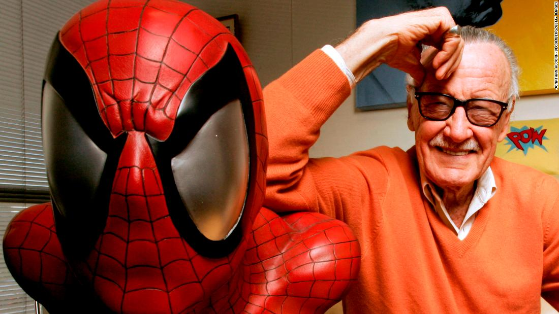 "<a href=""https://www.cnn.com/2018/11/12/entertainment/stan-lee-obit/index.html"" target=""_blank"">Stan Lee</a>, the colorful Marvel Comics patriarch who helped usher in a new era of superhero storytelling -- and saw his creations become a giant influence in the movie business -- died November 12 at the age of 95."