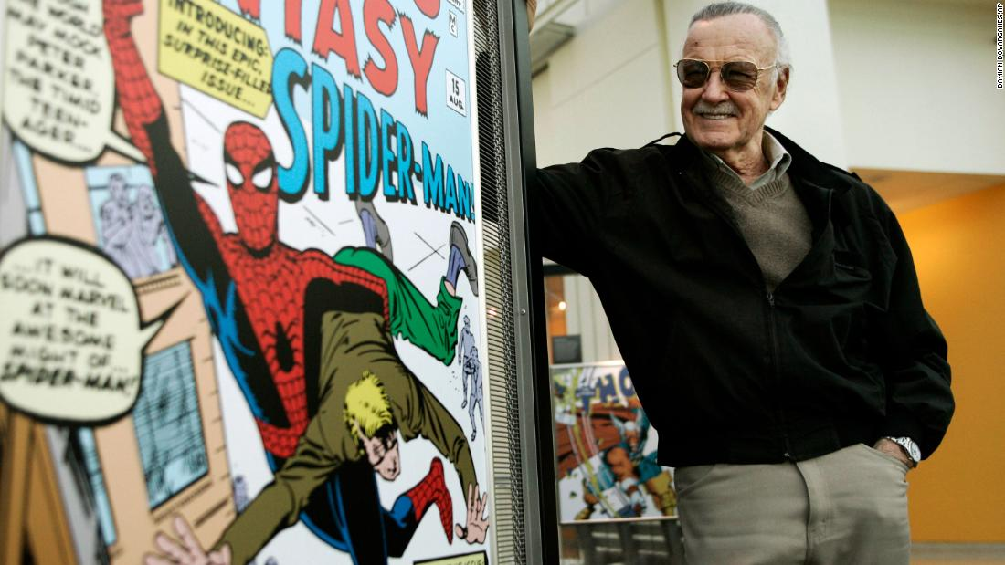 A Marvel comic book just sold for a record $1.26 million