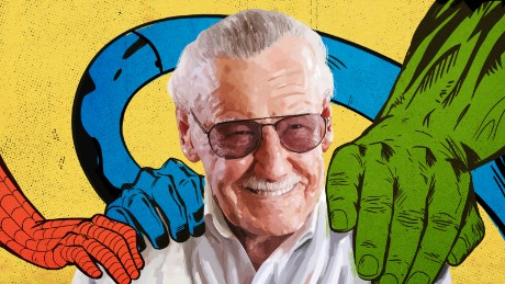 Hollywood Honors Stan Lee
