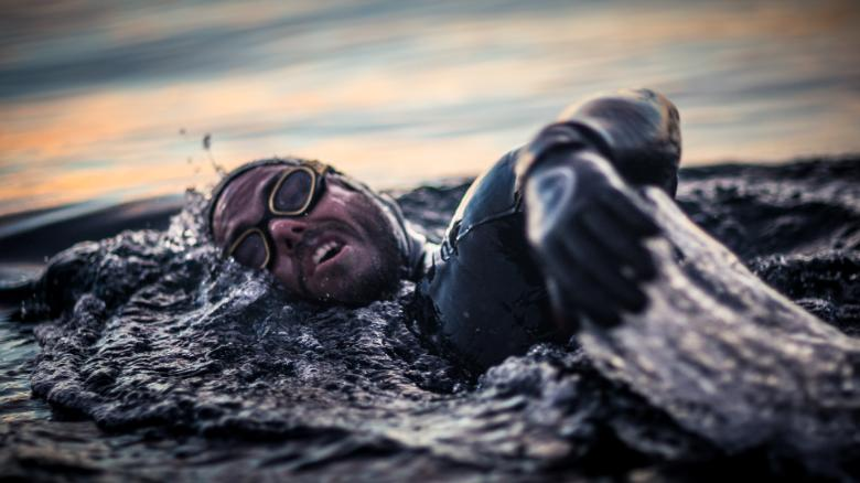 Ross Edgley: Swimming 1792 miles in 157 days