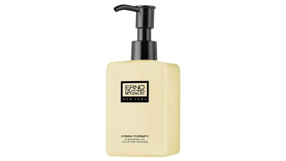 Beauty and skin care Christmas gift ideas: Erno Laszlo Hydra-Therapy Cleansing Oil ($58; nordstrom.com)