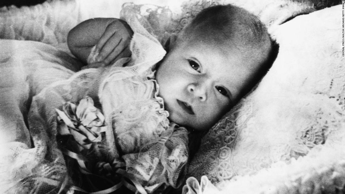 Prince Charles was born at Buckingham Palace in London on November 14, 1948. His mother was Princess Elizabeth at the time.
