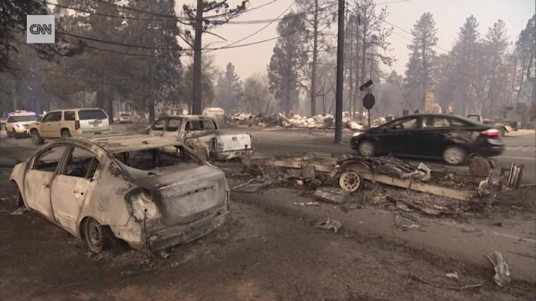 They lost everything in the fires