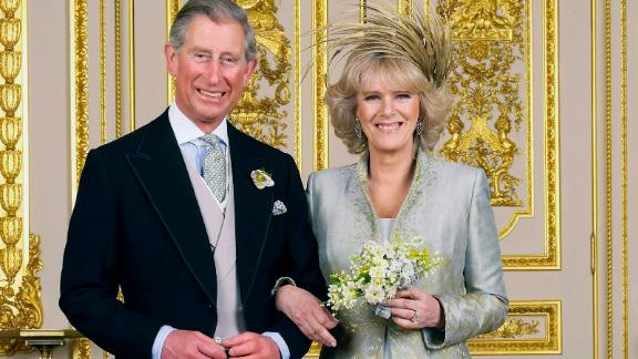 Prince Charles married Camilla Parker-Bowles in April 2005.