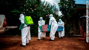 Ebola outbreak worst in history of Democratic Republic of Congo