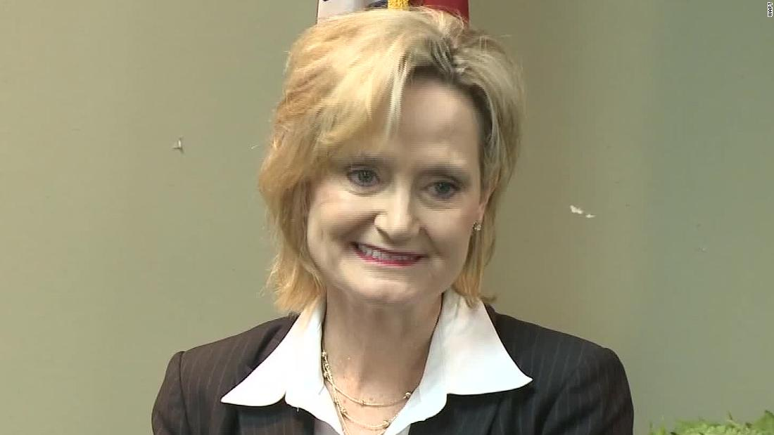 Some companies are still waiting for Cindy Hyde-Smith to refund donations