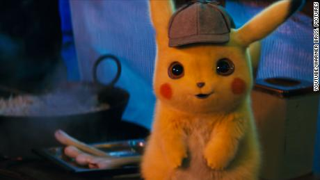 Pikachu Talking Pokemon In Detective Pikachu Trailer Divides Fans