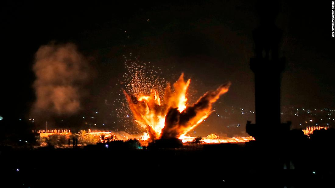 Biggest Israel-Gaza firefight since 2014 ends in ceasefire