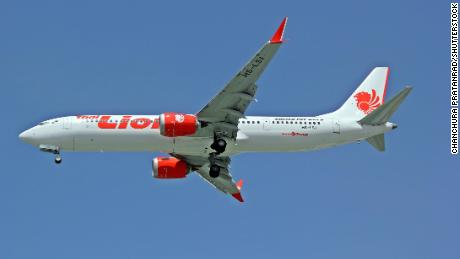 Lion Air was was the first airline to put Boeing's 737 Max 8 into service.