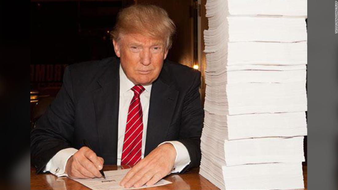 The chances of seeing Donald Trump's tax returns just went WAY up