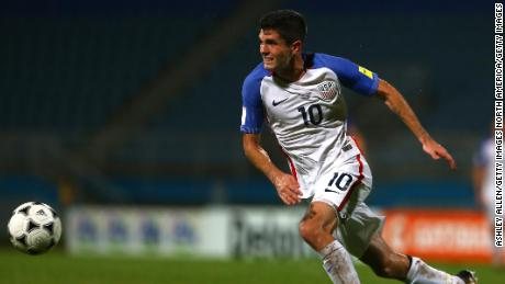 Christian Pulisic: US can win World Cup soon