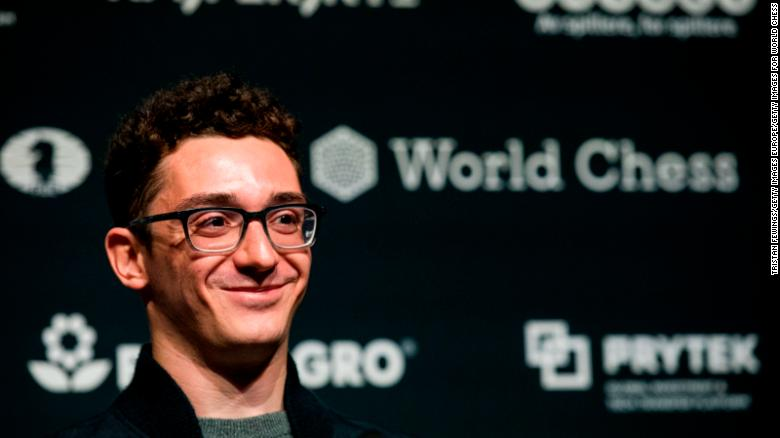 Caruana is a dual national and represented Italy before switching alliegances to the US.