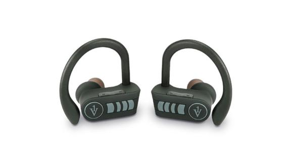 Christmas gift ideas for health and fitness enthusiasts: True Wireless Fitness Bluetooth Headphones ($44.99; stacksocial.com)