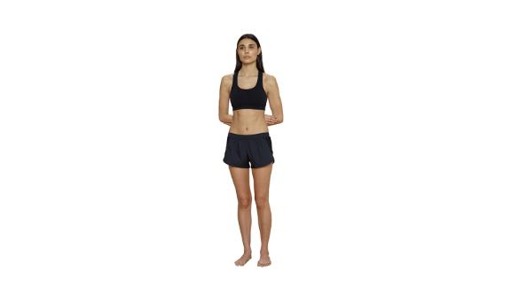 Christmas gift ideas for health and fitness enthusiasts: Thinx Training Shorts ($65; shethinx.com)