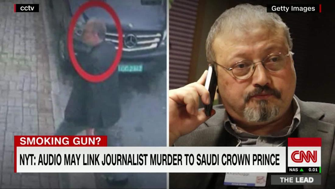 Former CIA officer: Trump WH helping Saudi Crown Prince cover-up murder - CNN Video