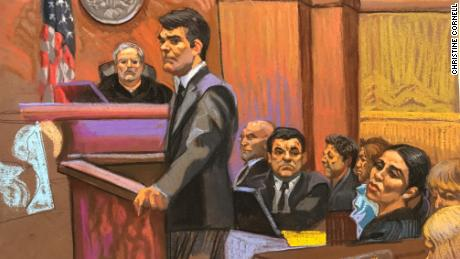Further testimonies of bloodshed and bribes seem to be certain, as & # 39; El Chapo & # 39; The First Week of the Litigation Ends
