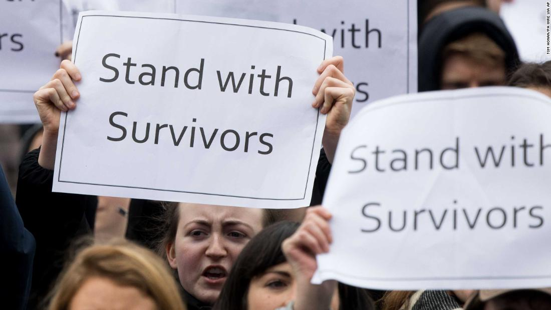'Dangerous' rape laws must be updated, Amnesty report says