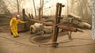 Federal judge wants California utility to explain its role in the Camp Fire and other wildfires