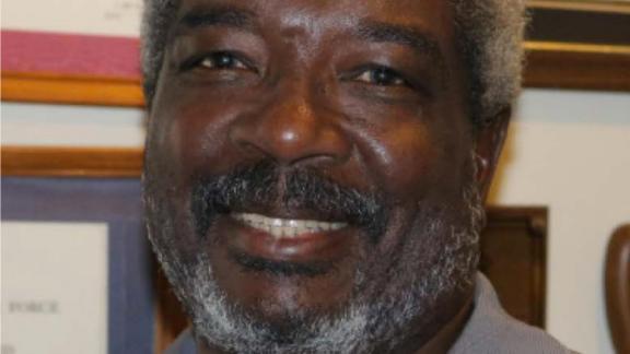 Ruben Lee Sims is a Lyme disease advocate.